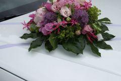 Beispiel: rosa Hochzeit