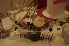 Beispiel: Tischdekoration ab 10 Euro