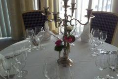 Beispiel: Tischdekoration ab 15 Euro