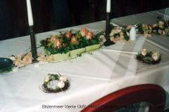 Tischdekoration ab 25 Euro