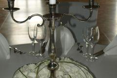 Beispiel: Tischdekoration ab 25 Euro