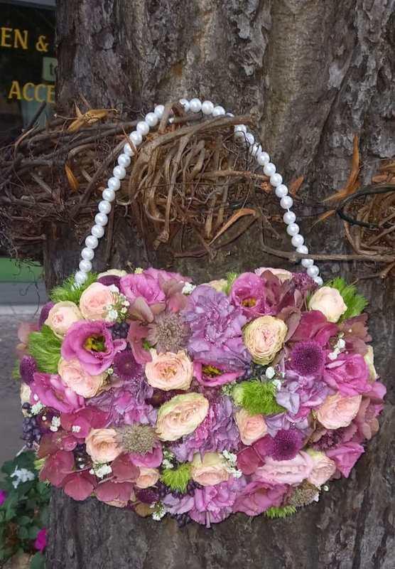 Hochzeitstasche